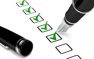 Selecting A Contractor
