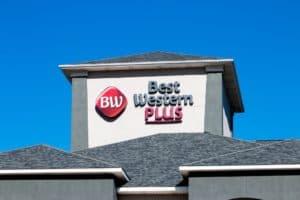 Best Western Hotel in Texas